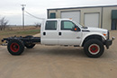 Ford F550 F554 4x4 Stage 2 Extreme