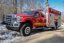 F550 F554 Stage 2 Extreme Quick Attack Mini Pumper
